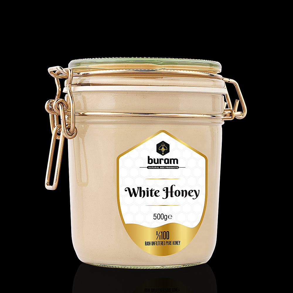 White Honey 500gr.