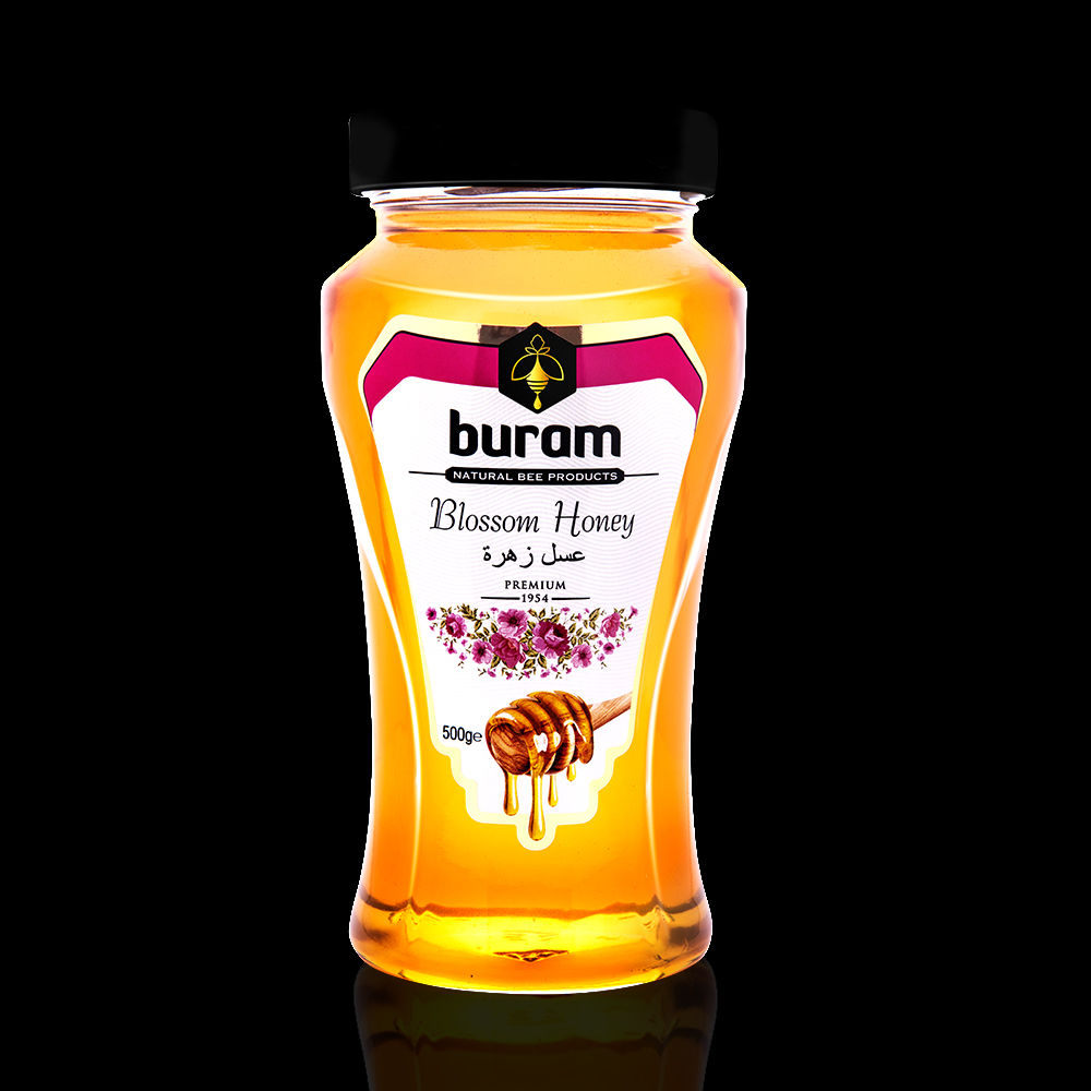 Blossom Honey 500gr.