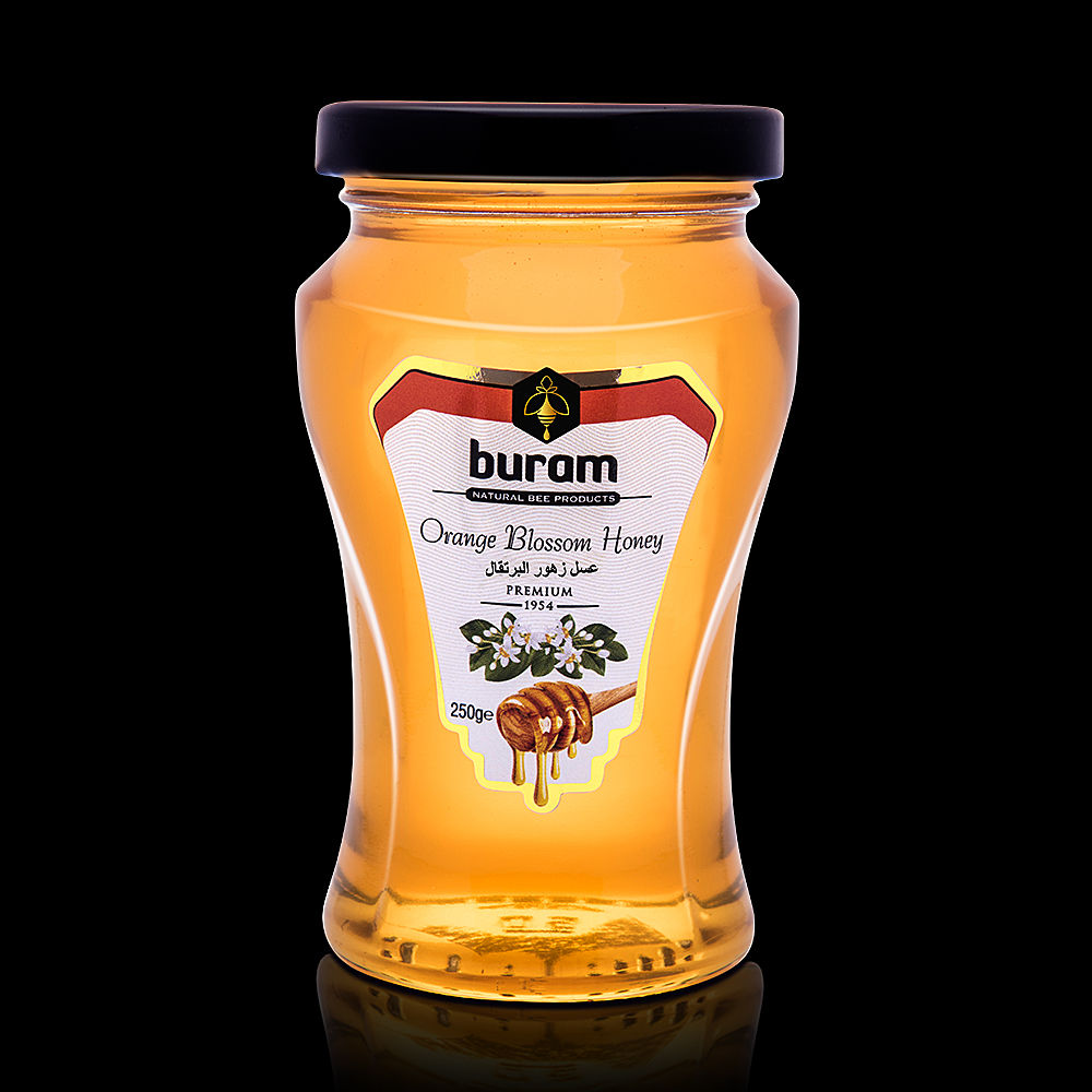 Orange Blossom Honey 250gr.