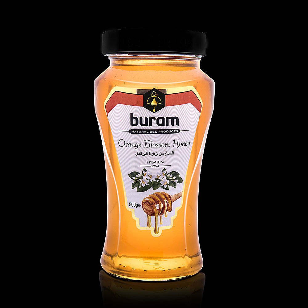 Orange Blossom Honey 500gr.