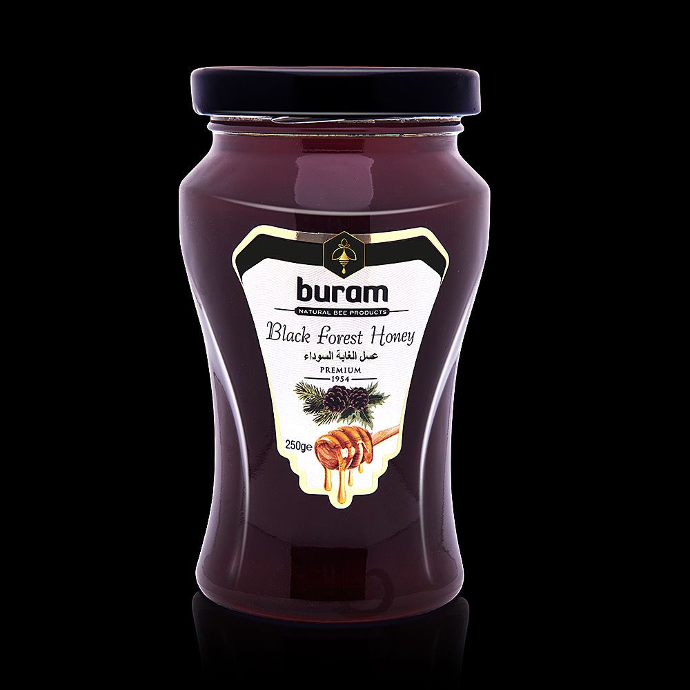 Black Forest Honey 250gr.
