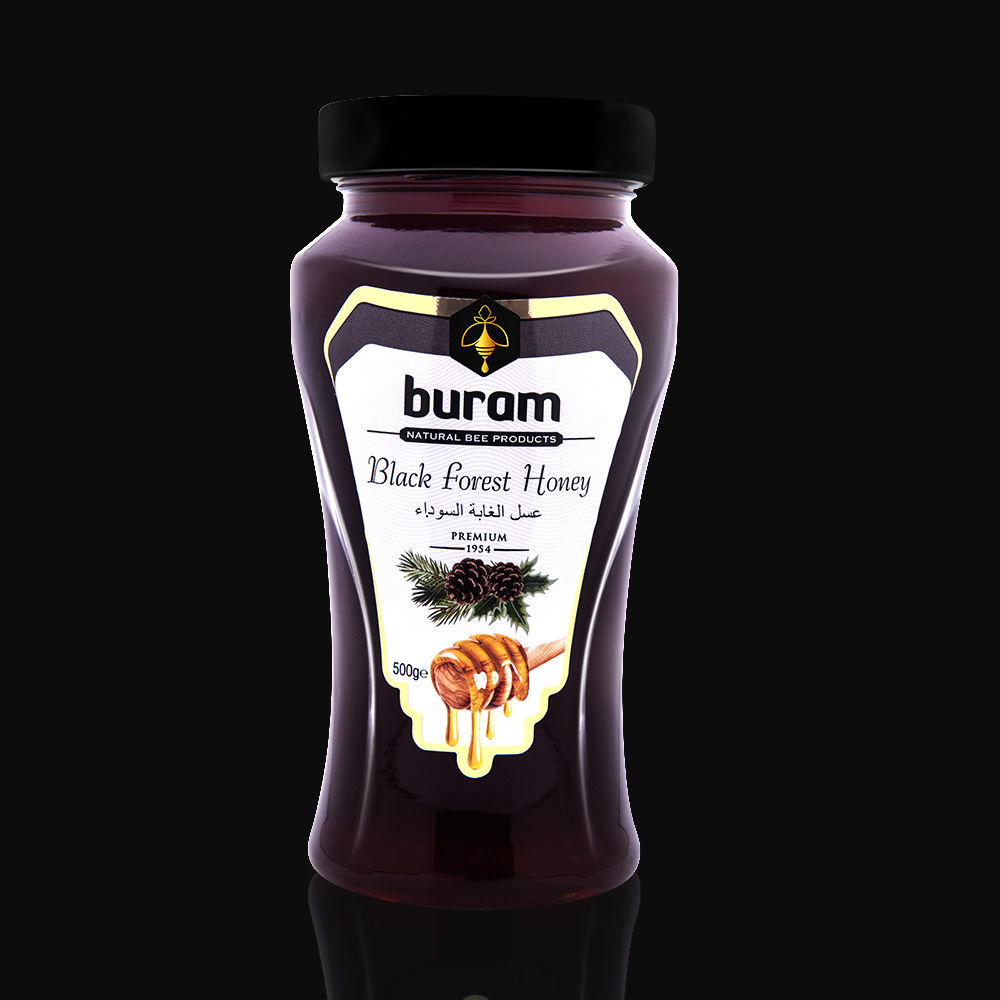Black Forest Honey 500gr.