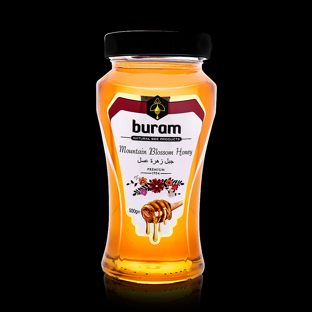 Mountain Blossom Honey 500gr.